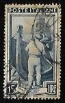 Stamps : Europe : Italy :  Liguria oficio