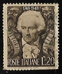 Stamps : Europe : Italy :  Vittorio Alfier
