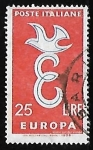Stamps : Europe : Italy :  Europa