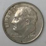 monedas de America - Estados Unidos -  2003 D anverso