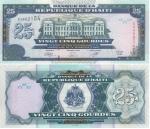 monedas de America - Haití -  Gouders
