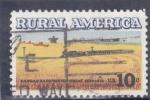 Sellos de America - Estados Unidos -  AMERICA RURAL