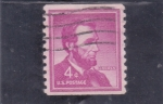 Stamps United States -  LINCOLN