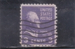 Stamps United States -  THOMAS ANDERSON