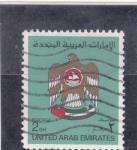 Stamps : Asia : United_Arab_Emirates :  ESCUDO