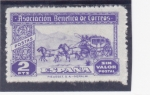 Sellos del Mundo : Europa : España : ASOCIACIÓN BENEFICA DE CORREOS (sin valor postal) (30)