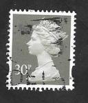 de Europa - Reino Unido -  2065 B -Elizabeth II