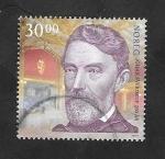 de Europa - Noruega -  1863 - Johan Sverdrup, político