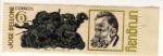Stamps : America : Uruguay :  Jose Belloni escultor