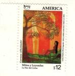 Stamps : America : Uruguay :  Mitod y Leyendas
