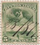 Stamps : America : Argentina :  Buenos_Aires Forbin Nº 140