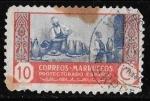 Sellos de Africa - Marruecos -  Marruecos-cambio
