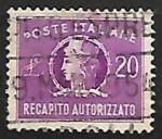 Stamps Italy -  Authorized Delivery