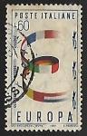Sellos de Europa - Italia -  Europa