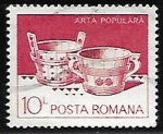 Stamps Italy -  Arte popular