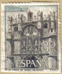 Sellos del Mundo : Europa : España : Arco de Santa Maria de Burgos