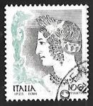 Sellos de Europa - Italia -  Women in Art
