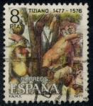 Stamps Spain -  ESPAÑA_SCOTT 2093.02. $0,2