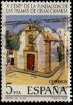 Stamps Spain -  ESPAÑA_SCOTT 2106.04 $0,2