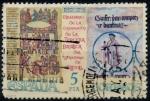 Stamps Spain -  ESPAÑA_SCOTT 2134.05 $0,2