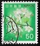 Sellos de Asia - Japón -  Cherry Blossoms