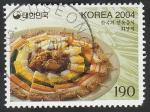 Stamps : Asia : South_Korea :  Gastronomía, brichetas