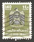Sellos del Mundo : Asia : Emiratos_Árabes_Unidos : 65 - Escudo de armas