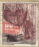 Sellos del Mundo : Europa : España : Cudillero en Oviedo