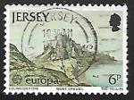 Sellos de Europa - Reino Unido -  Monte Orgueil