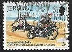 Stamps United Kingdom -  Motorclub