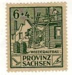 Stamps : Europe : Germany :  Provnez sachen