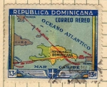 Stamps : America : Dominican_Republic :  450 Aniver.fundacion Sto. Domingo