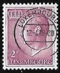 Sellos de Europa - Luxemburgo -  Grand Duke Jean