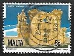 Sellos de Europa - Malta -  Iglesia St. Birkirkara