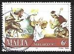 Sellos del Mundo : Europa : Malta : Navidad