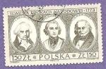 Sellos de Europa - Polonia -  INTERCAMBIO