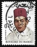 Sellos de Africa - Marruecos -  King Hassan II (1929-1999)