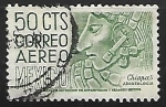 Stamps of the world : Mexico :  Chiapas