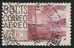 Sellos de America - México -  Arquitectura moderna