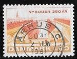 Stamps : Europe : Denmark :  Dinamarca-cambio