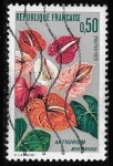 Stamps : Europe : France :  Francia-cambio