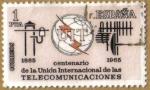 Sellos de Europa - España -  Union Internacional de Comunicaciones