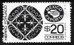 Sellos de America - México -  Mexico exporta - hierro forjado