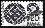 Stamps Mexico -  Mexico exporta - hierro forjado