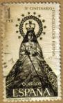 Stamps Spain -  Ntra. Sra. de Antipolo