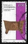 Sellos de America - México -  Arte folclorico