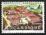 Stamps Mozambique -  Escuela Superior  Salazar