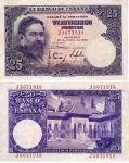 monedas del Mundo : Europa : España :  Peseta