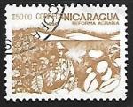 Stamps Nicaragua -  Reforma agraria - Cafe