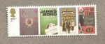 Sellos de Europa - Reino Unido -  Peliculas James Bond